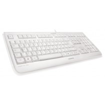 CHERRY Keyboard KC 1068 USB with IP68 Protection hellgrau US/€ Layout