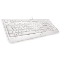CHERRY Keyboard KC 1068 USB with IP68 Protection hellgrau US/€ Layout