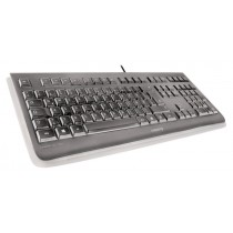 CHERRY Keyboard KC 1068 USB with IP68 Protection schwarz DE Layout