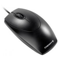 CHERRY Mouse USB+PS/2 optical schwarz, bulk