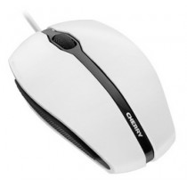 CHERRY Mouse GENITX USB corded optical hellgrau 3 buttons