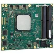 COM Express® basic type 6 Intel® Xeon® D-1518, 2x DDR4 SO-DIMM