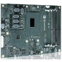 COM Express® basic type 6 Intel® Core™i7-9850HL, 6x1.9GHz, 2x DDR4 non-ECC SO-DIMM
