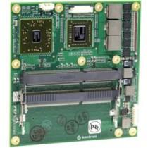 COM Express® compact type 2AMD APU T44R1x1.20GHz, A50M Fusion Controller Hub, 2x DDR3