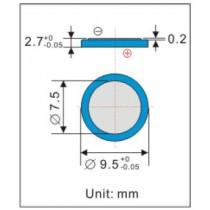 Lithium-Batterie 3V/30mAh