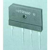 General Purpose Rectifier, 600V 6A, single in line
