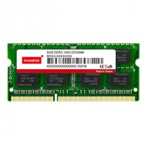 DDR3 4GB (512x8) 204 PIN SODIMM SA 1066MT/s 0..85°C