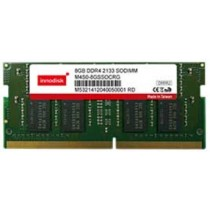 DDR4 8GB 1GBx8 260PIN SODIMM SA 2133MT/s 0..+85C