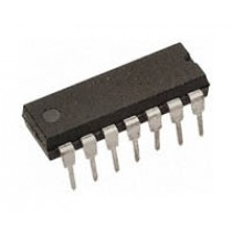 Video amplifier DIP14 -40..85°C pb-free