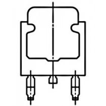 Schottky Barrier Diode 60V 3A SMD E-Pack
