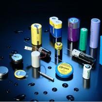 Lithium-Batterie 1/2AA  3,6V/ 1,2Ah