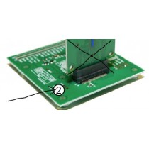 epc901 EVK for analog CCD Line Sensor