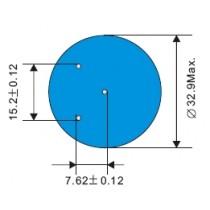 Lithium-Batterie 1/6D 3,6V/1,7Ah