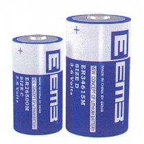 Lithium-Batterie 3,6V/3200mAh High Current Type
