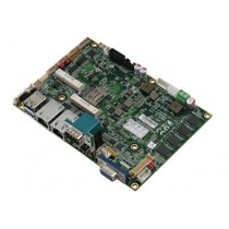 "3.5"" Board Intel Atom E3845, 4GB onboard, +12V DC"
