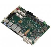 "3.5"" SubCompact Board with 6th Gen. Intel® Core™ i7-6600U, 9..36V, 0..+60C, DDR4/2166"
