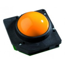 Trackball Module 75mm IP40 PS/2 yellow