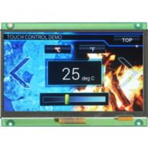 """TFT Module 7"""", MPCT Touch, 850cd/m2, HDMI, USB, -20..+70C"""