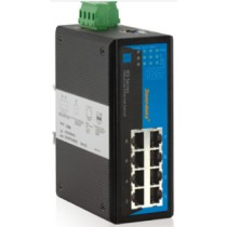 3onedata Ethernet Switch 8 ports 10/100M unmanaged,-40+75C,12..48VDC