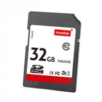 32GB SD Card Industrial SLC -40°~+85°