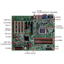 ATX industrial Motherboard, Q67, LGA1155, ext. temp -20 to +70C