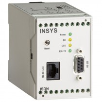 ISDN Terminal Adapter, RS232, AT commands