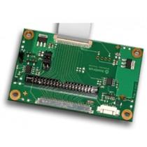 Eval. Board for VGA-, SVGA-, XGA-, SXGA-LVDS TFT