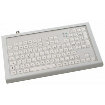 Keyboard compact IP65 enclosed PS/2 US-Layout