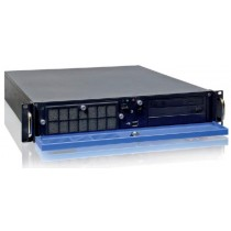 KISS 2U Short KTQ87/Flex i7-4770S 16GB DDR3, 2x500GB Raid1, DVD