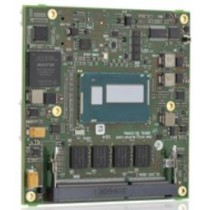 COM Express® compact type 6 Computer-on-Module with Intel® Core™i5-4300U, 4GB memory down