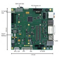 COM Express® Reference Carrier Board Type 6