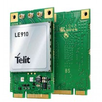 LE910-EU CAT1 mini PCIe Card 2G fallback und GNSS
