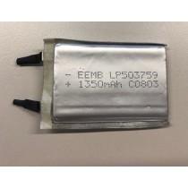 Lithium-Polymer Batterie 190mAh