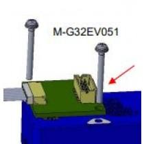 IMU/Accelerometer Relay Board for Epson IMU/Accelerometer