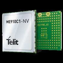 ME910 Europa LTE Module Cat M1/NB1 fallback 2G, GNSS