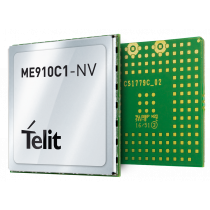 ME910 NA LTE Module Cat M1/NB1 single SKU w/o GNSS