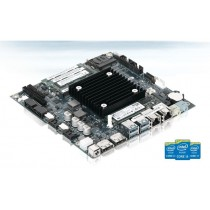 mITX low power Motherboard with  i7-5650U,2xDP,upto 16GB DDR3L