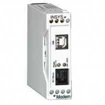 small size (23mm wide), SMS/Fax via AT commands, for international use, USB interface Type B