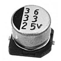 ELKO SMD 33uF 6.3V 5x5.5 85°C T&R