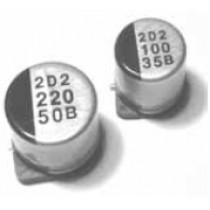 ELKO SMD 10uF 80V 12.5x14 TR13