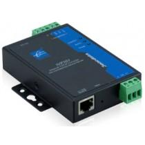 3onedata Device Server 1 port Eth. 10/100M, 1x RS232/422/485,-40+75C,9..48VDC