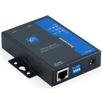 3onedata Device Server 1 port Eth. 10/100M, 2x RS232 RJ45,-40+75C,9..48VDC