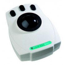 Trackball Unit desktop 63mm IP40 USB&PS/2