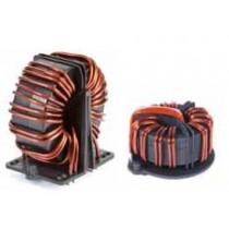 Open Frame CM Choke, 600AC/1000VDC, 50A, Vertical, 2-Wire High L