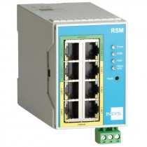 LAN-LAN-Router for CNC machines with NAT, VPN, Firewall, 5 LAN Ports, 3 ext. LAN Ports, PPPoE-Dial-O