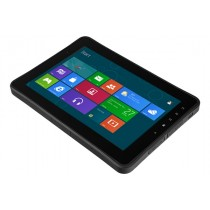 "Rugget Tablet 10.1"" TFT, 800 nit, Atom E3825 Dual Core 1.33 GHz, MIL-STD-810G-514.6, IP65"