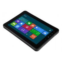 "Rugget Tablet 10.1"" TFT, 800 nit, Atom E3825 Dual Core 1.33 GHz, MIL-STD-810G-514.6, IP65"
