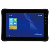 "Rugged Tablet 10.1"" TFT, 800 nit, Atom E3825 Dual Core 1.33 GHz, MIL-STD-810G-514.6, IP65"