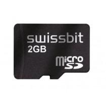 Industrial SD Card, S-250u, 1GB, SLC Flash, -25°C to +85°C