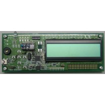 S1C31W74 Eva Board inc.S5U1C31001L1100,Dot Matrix LCD 128x32